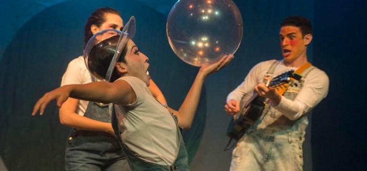 Espetáculo sobre curiosa amizade chega a Natal neste sábado e domingo