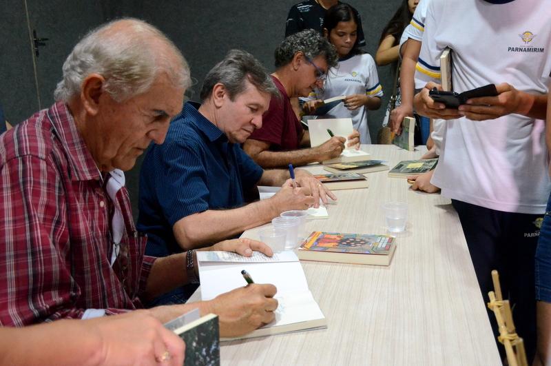 caravana de escritores potiguares