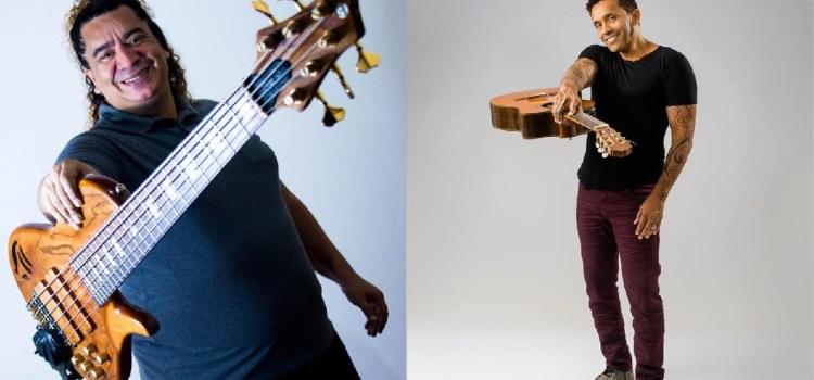Tem Sueldo Soaress e Sergio Groove juntos nesta quarta no Bardallos