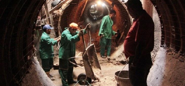 Trinta pontos de alagamentos de Natal serão eliminados com Túnel de Macrodrenagem