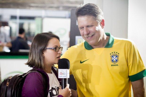 "Entrevistando David ""Gente Boa"" Beckestead"