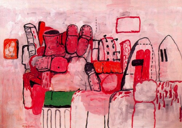 A Day's Work (1970 - Philip Guston)