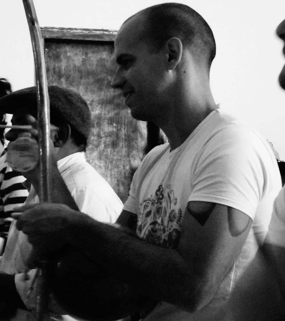 Interview with Mestre Boca Rica – CDO Barcelona