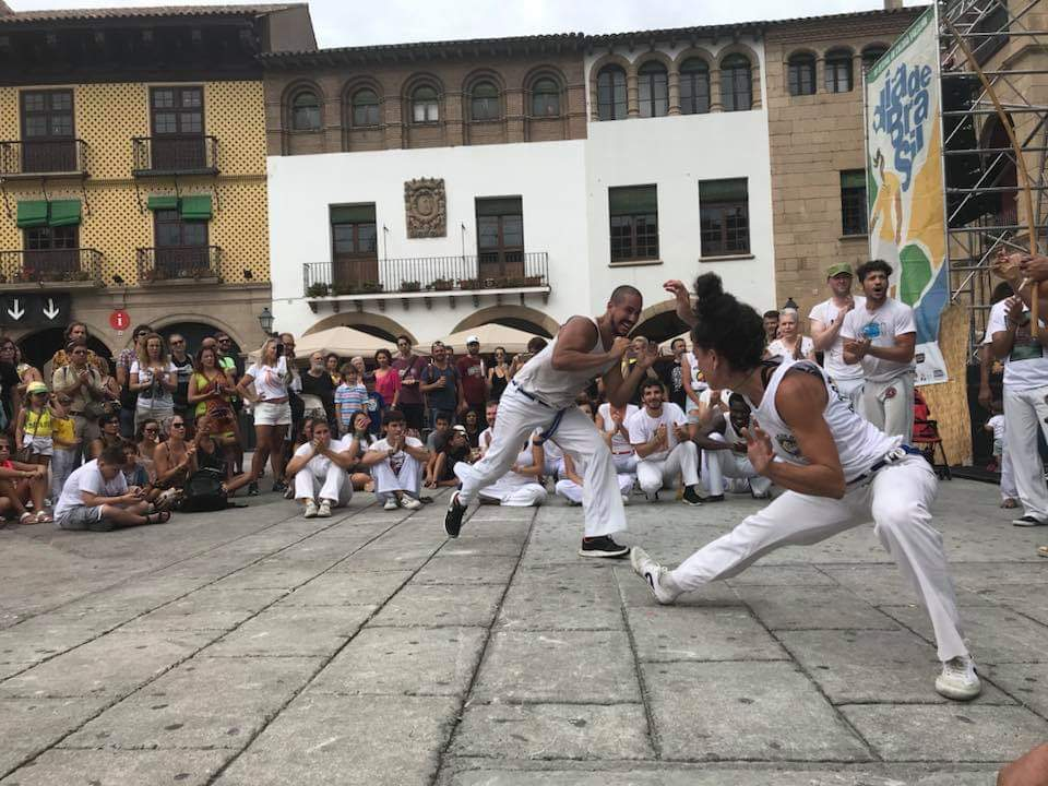 Take a peek inside our new book: Portuguese for Capoeiristas
