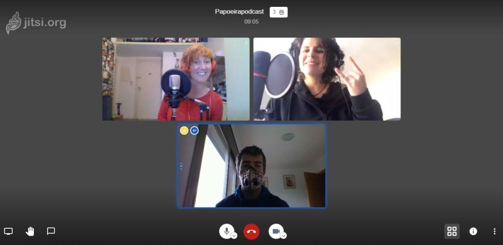 Papoeira Podcast # 13: Camugerê, Quilombo dos Palmares and Capoeira Quarantine Special