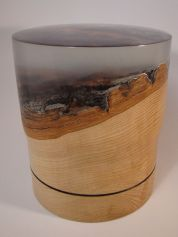 Amazing Resin Wood Table For Your Home Furniture 16