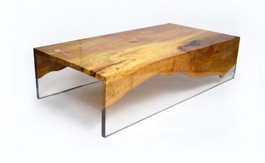 Amazing Resin Wood Table For Your Home Furniture 23