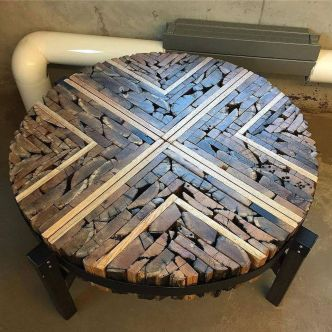 Amazing Resin Wood Table For Your Home Furniture 32