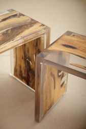 Amazing Resin Wood Table For Your Home Furniture 58