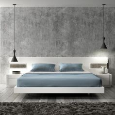 Cool Floating Bed Design Ideas 3