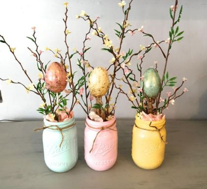 Inspiring Easter Decorations For The Home 11