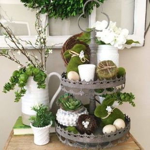 Inspiring Easter Decorations For The Home 35