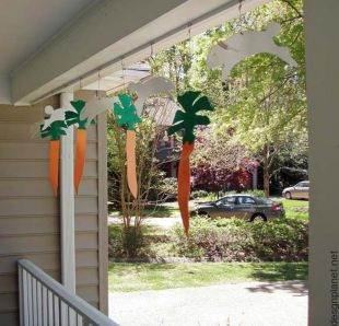 Inspiring Easter Decorations For The Home 36