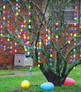 Inspiring Easter Decorations For The Home 67