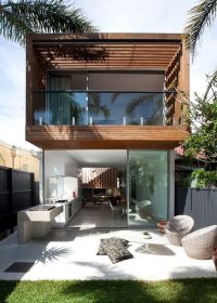 Modern Contemporary Urban House 34