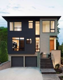 Modern Contemporary Urban House 36