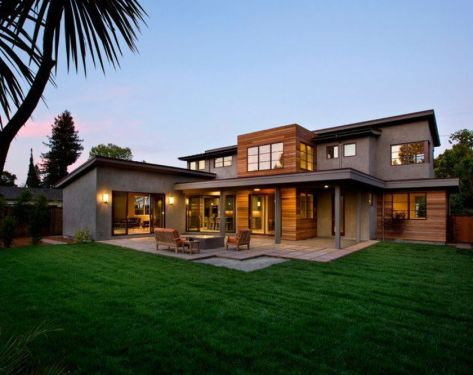 Modern Contemporary Urban House 37