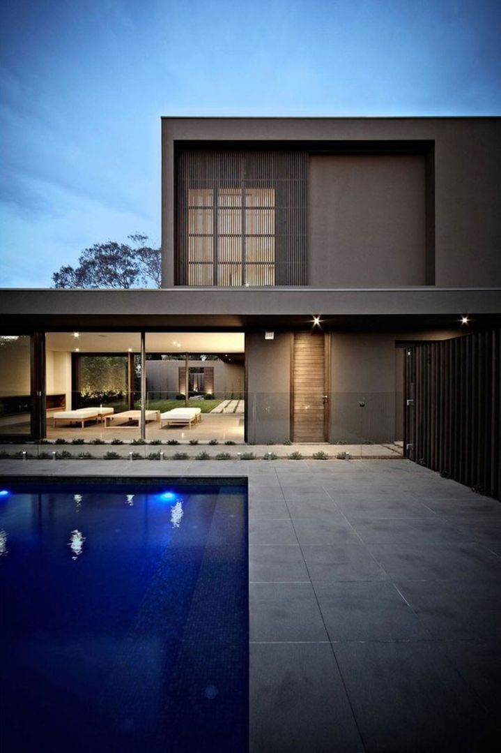 Modern Contemporary Urban House 40