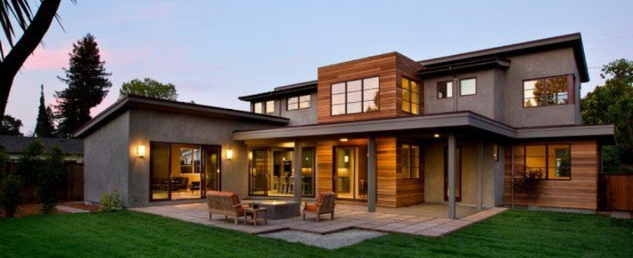 Modern Contemporary Urban House Featured
