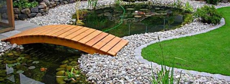 Amazing Backyard Fish Pond Ideas Featured 3