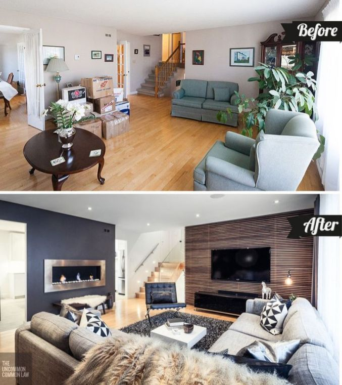 Awesome Modern Apartment Living Room Design Ideas 32