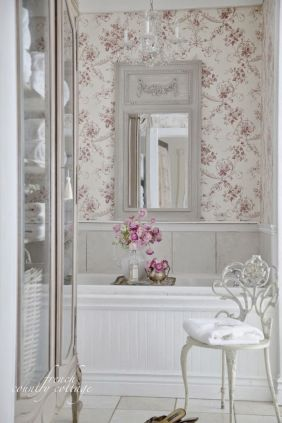 Awesome Rustic Country Bathroom Mirror Ideas 25