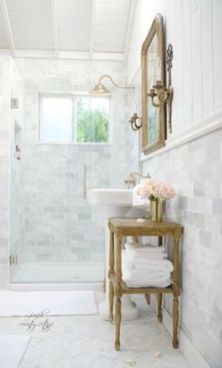 Awesome Rustic Country Bathroom Mirror Ideas 46