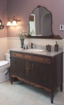 Awesome Rustic Country Bathroom Mirror Ideas 48