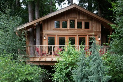 Awesome Treehouse Masters Design Ideas 113