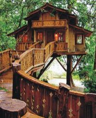 Awesome Treehouse Masters Design Ideas 35