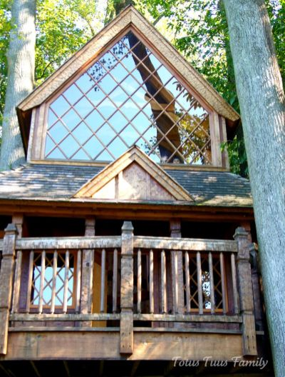 Awesome Treehouse Masters Design Ideas 38