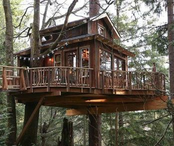Awesome Treehouse Masters Design Ideas 66