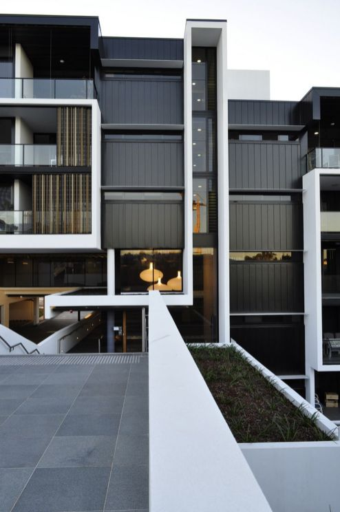Best Modern Apartment Architecture Design 64