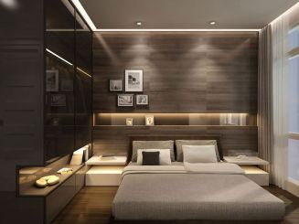 Cozy Modern Bedroom Design Ideas 3