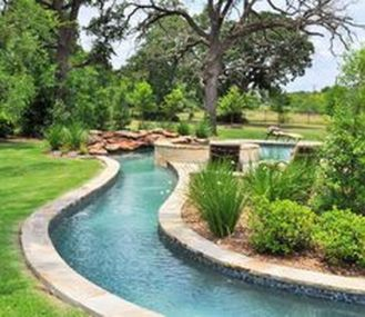 Lazy River Pool On Home Ideas 3