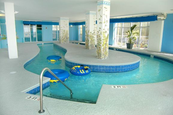 Lazy River Pool On Home Ideas 39