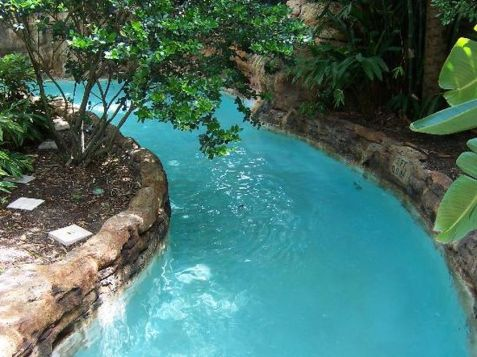 Lazy River Pool On Home Ideas 8