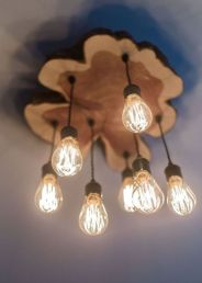 Amazing Rustic Hanging Bulb Lighting Ideas 10