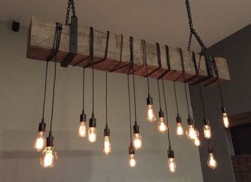 Amazing Rustic Hanging Bulb Lighting Ideas 12