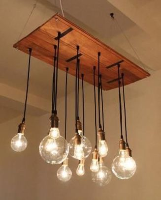Amazing Rustic Hanging Bulb Lighting Ideas 13