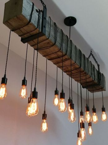 Amazing Rustic Hanging Bulb Lighting Ideas 25