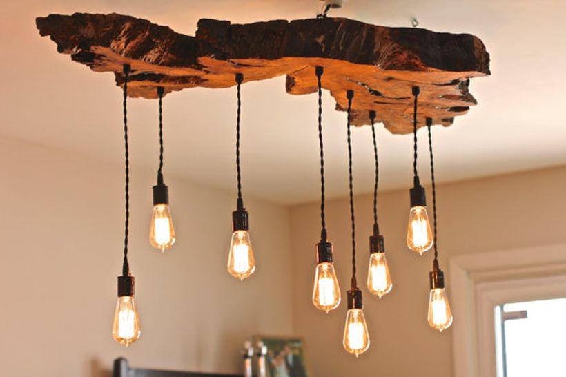 Amazing Rustic Hanging Bulb Lighting Ideas 34
