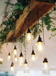 Amazing Rustic Hanging Bulb Lighting Ideas 38
