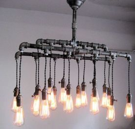 Amazing Rustic Hanging Bulb Lighting Ideas 39