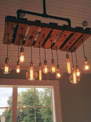 Amazing Rustic Hanging Bulb Lighting Ideas 51