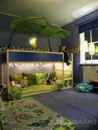 Awesome Cool Lovely Bed For Your Kids 2