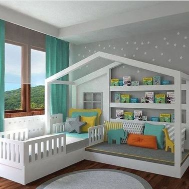 Awesome Cool Lovely Bed For Your Kids 24