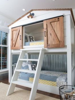 Awesome Cool Lovely Bed For Your Kids 30