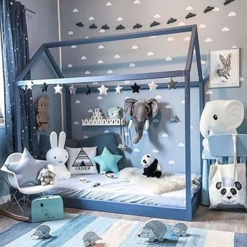 Awesome Cool Lovely Bed For Your Kids 32