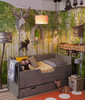 Awesome Cool Lovely Bed For Your Kids 33